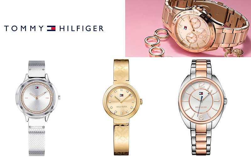 Up to 40% Off Tommy Hilfiger Watches for Women