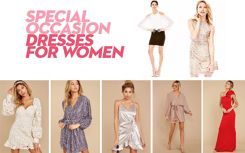 Shop Discount Party & Special Occasion Women's Dresses