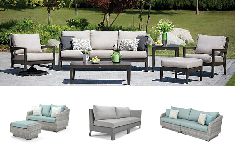 Shop Modern Outdoor Sofa Sets Starting from $319.99