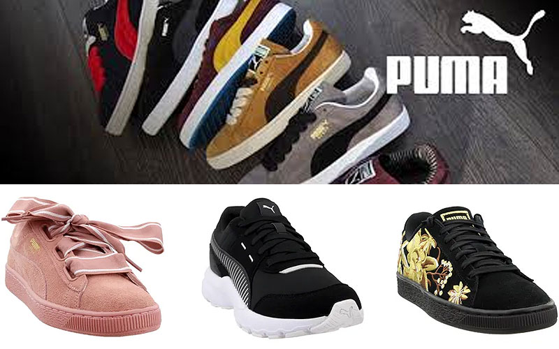 Up to 70% Off on Puma Shoes