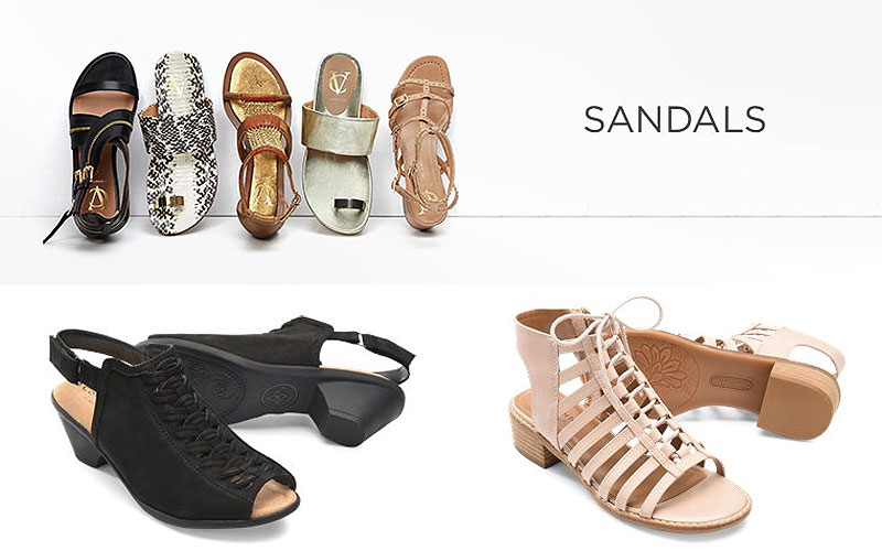 Up to 35% Off on Trendy Sandals for Women