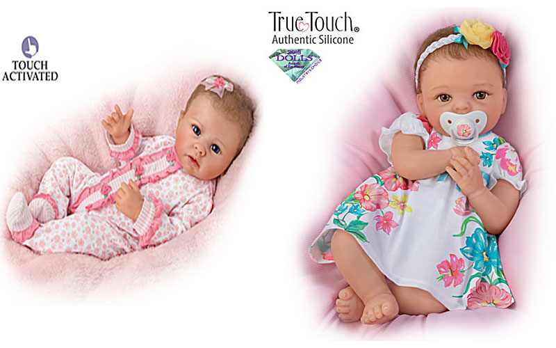 Buy Best Collectible Dolls for As Low As $40