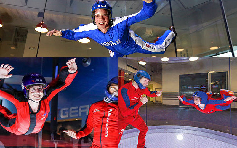Best Indoor Skydiving Experiences at Discount Prices