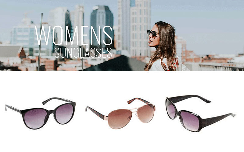 Up to 60% Off on Designer Women's Sunglasses