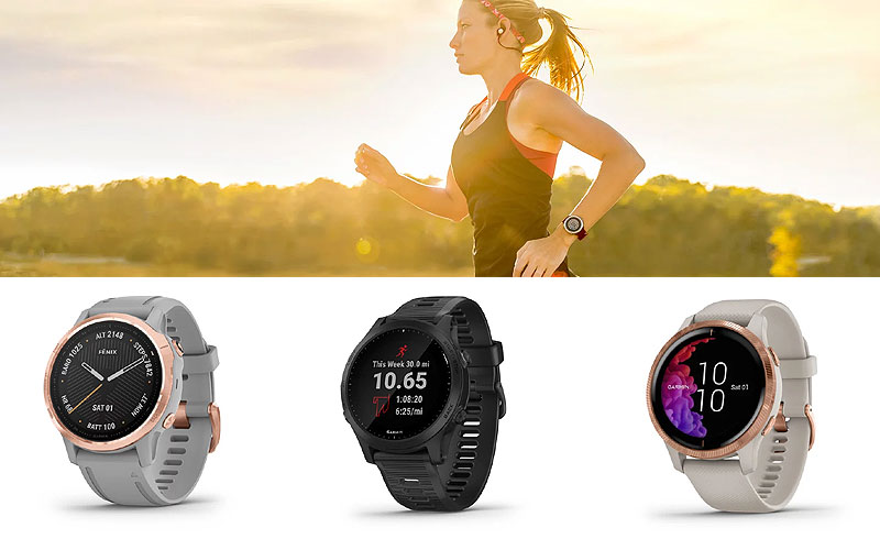 Garmin Running GPS Watches at Discount Prices