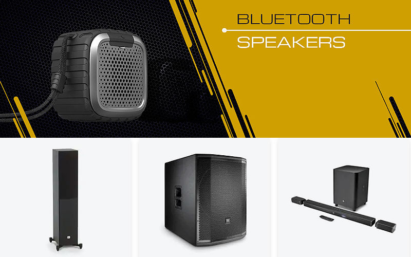 Up to 30% Off on JBL Bluetooth Home Speakers