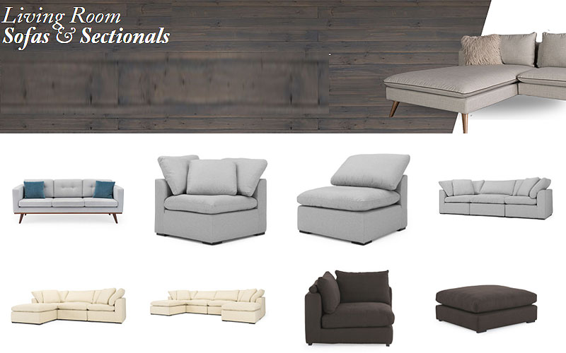 Best Living Room Sofas & Sectionals at Discount Price