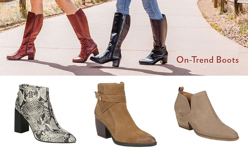 Up to 60% Off on Women's Designer Boots