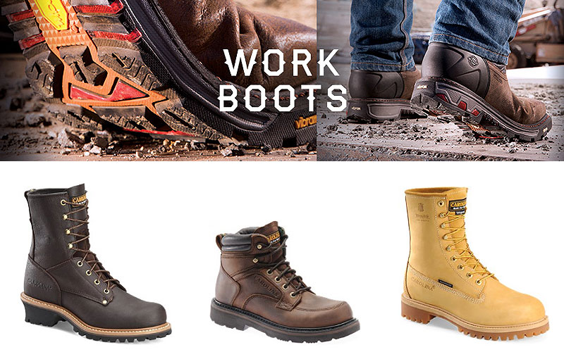 Up to 35% Off on Modern Men's Work Boots