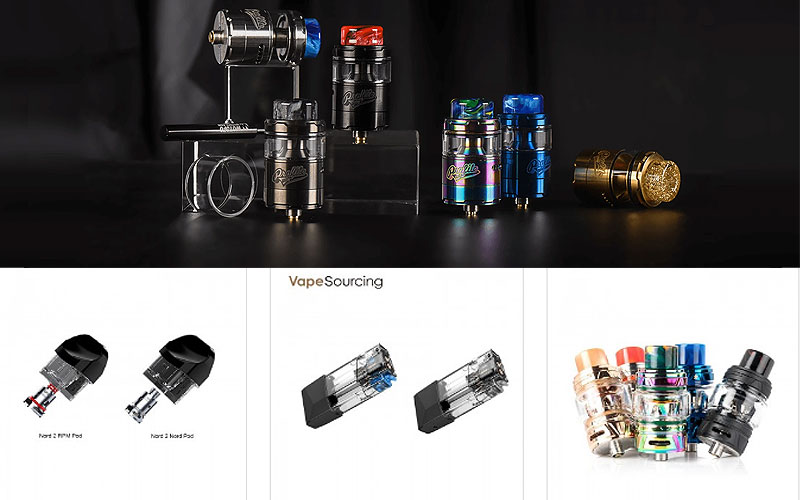 Up to 60% Off on Vape Tanks & Atomizers