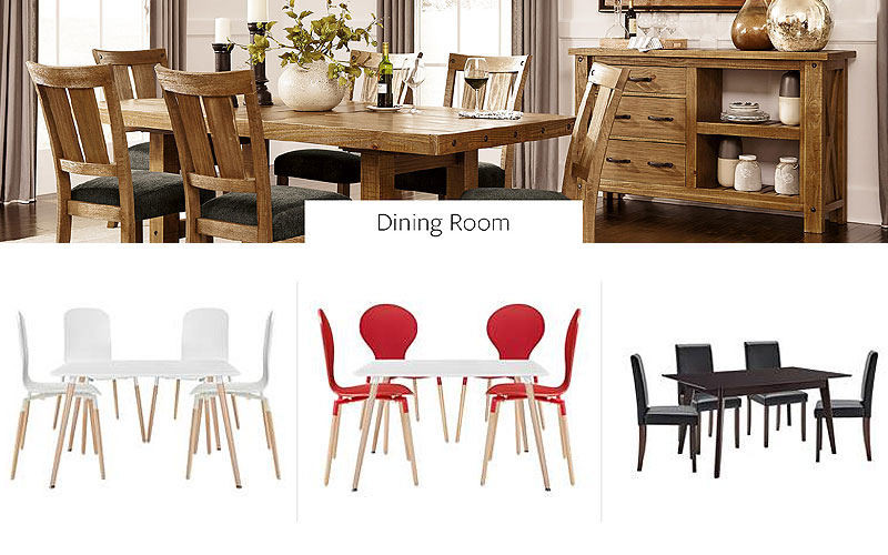 Up to 60% Off on Modern Dining Room Sets