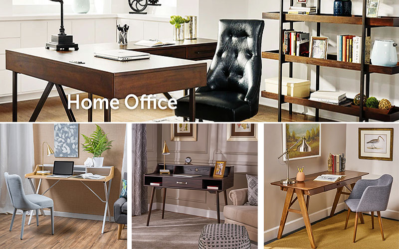 Up to 45% Off on Best Home Office Desks