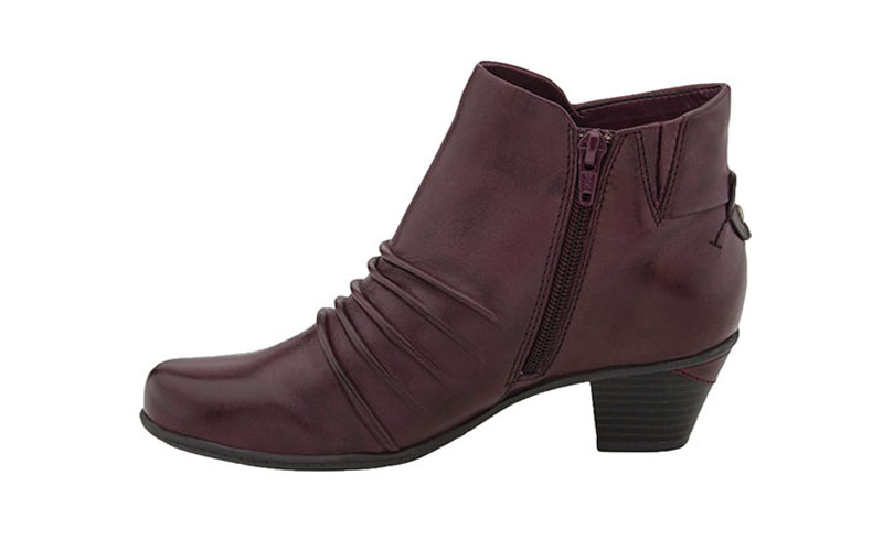 Womens Earth Origins Pegasus Ankle Boots
