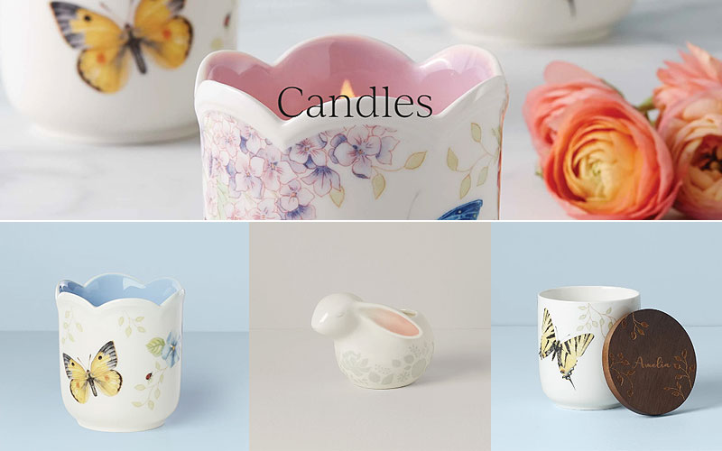 Up to 75% Off on Decorative Candles