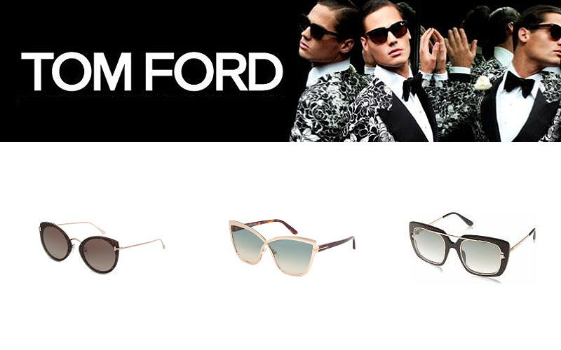 Up to 80% Off on Trendy Tom Ford Sunglasses