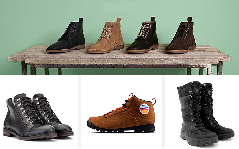 Up to 70% Off on Men's Fashion Boots