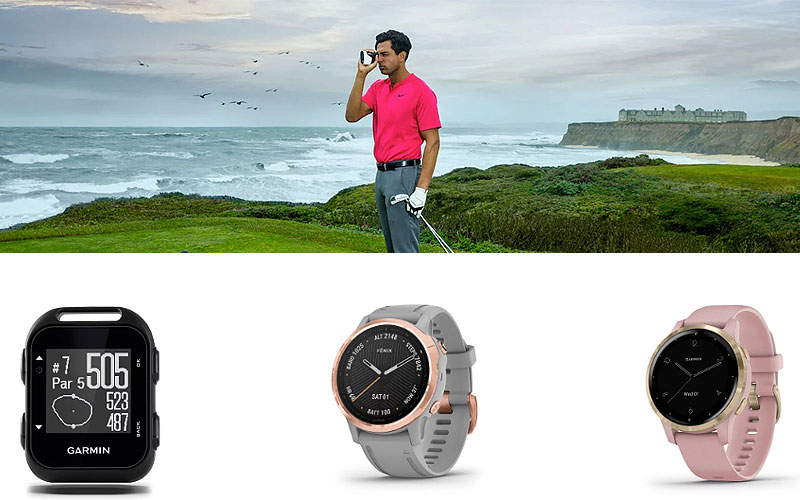 Best Golf GPS Smart Watches at Discount Prices