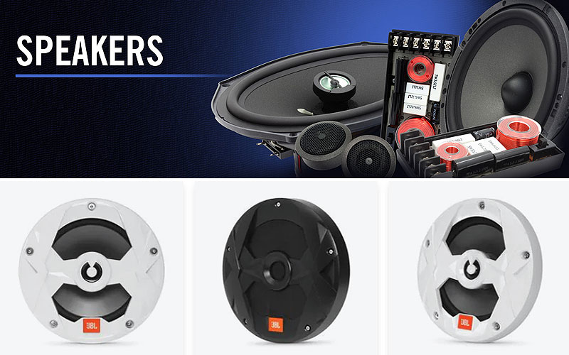Up to 30% Off on Best Car Audio Speakers