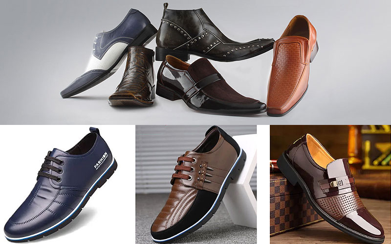 Up to 60% Off on Men's Shoes