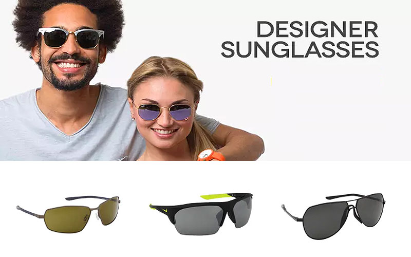 Sale: Up to 75% Off on Designer Sunglasses