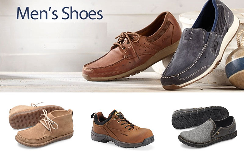 Up to 45% Off on Top Brand Shoes for Men
