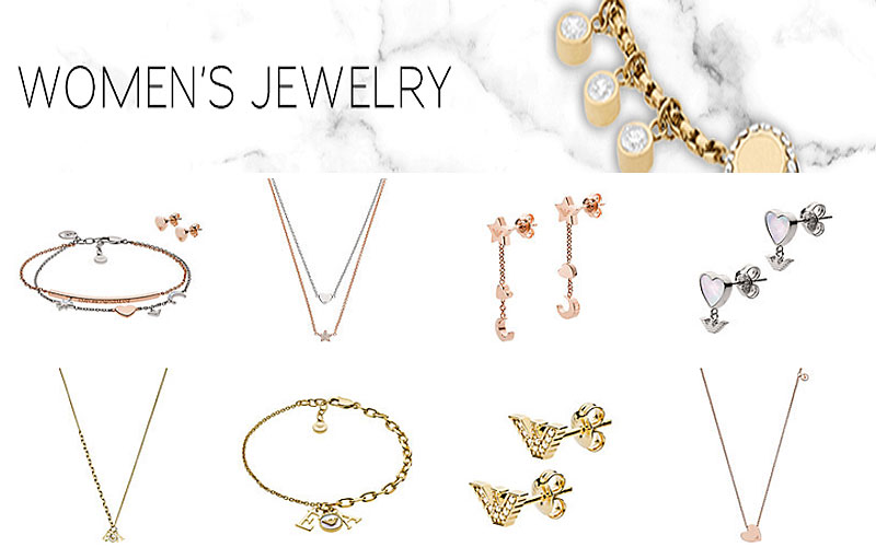 Up to 75% Off on Attractive Women's Jewelry