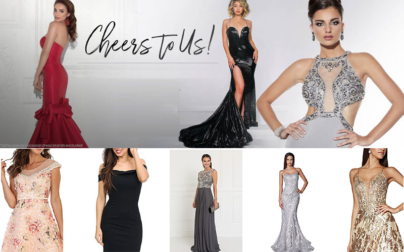 Up to 85% Off on Prom Dresses 2020 Collection