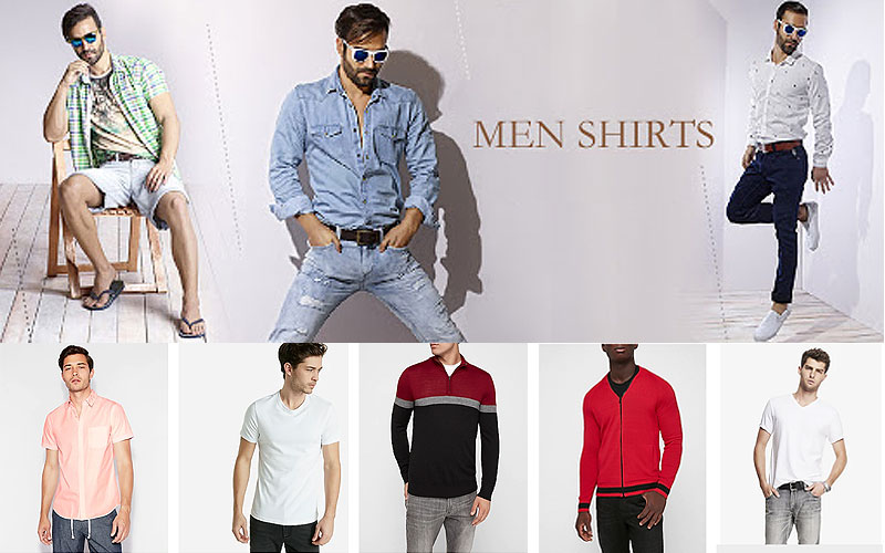Up to 85% Off Off on Men's Shirts & T-Shirts