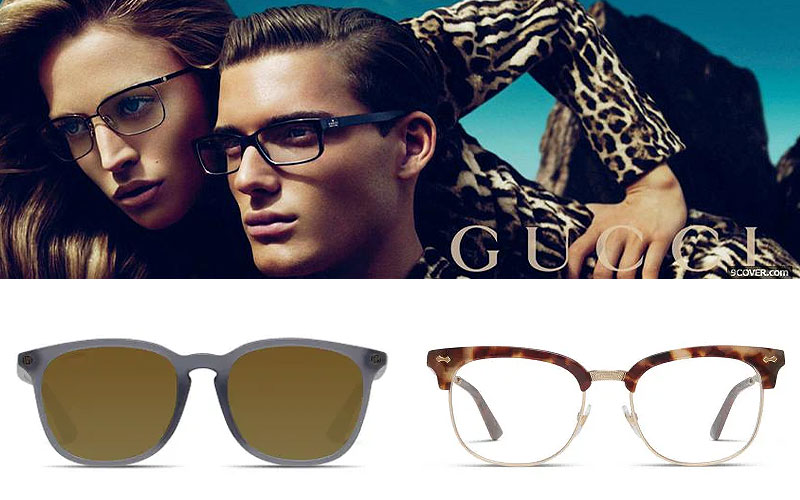 Up to 60% Off on Trendy Gucci Eyewear