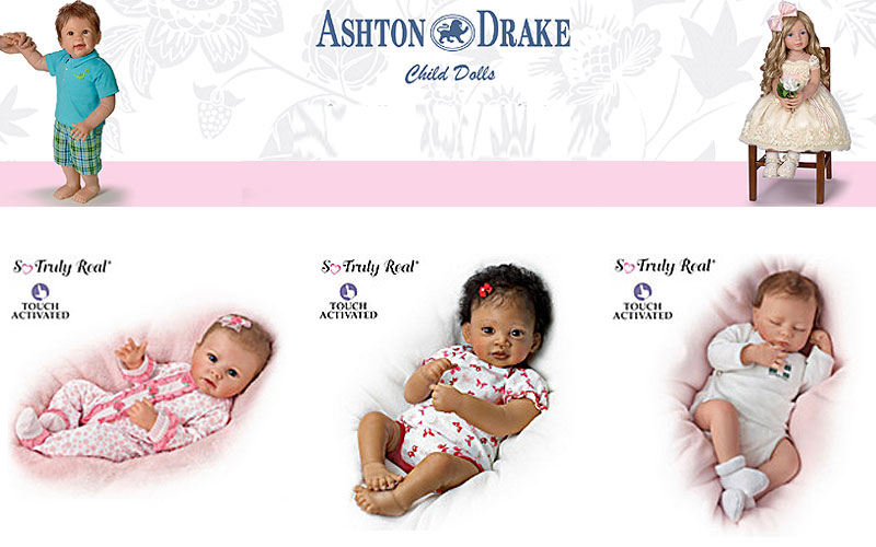 Best Lifelike Movement Baby Dolls Starting from $139.99