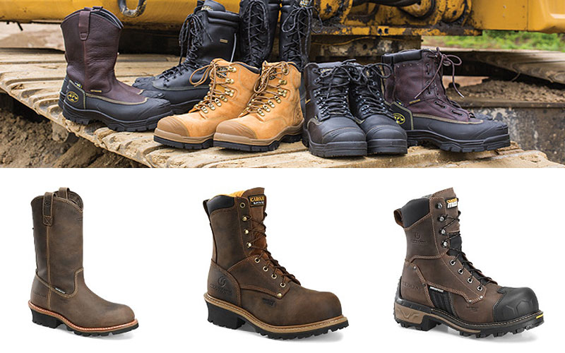 Best Carolina Logger Boots for Men Starting from $110