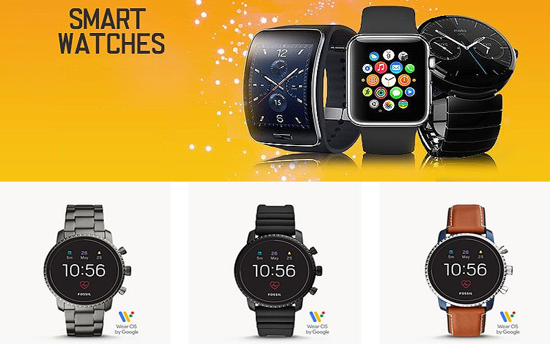 Sale: Up to 65% Off on Men's Smart Watches