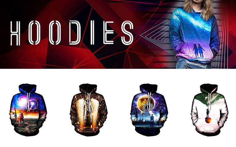 Up to 60% Off on Rave Inspired Hoodies