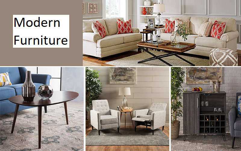 Shop Mid-Century Modern Furniture for as Low as $67.09