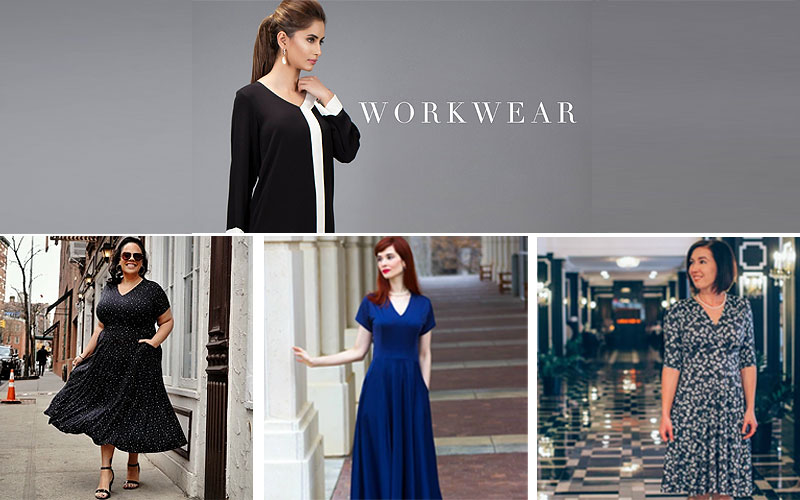 Easter Sale: Up to 40% Off on Karina Work Dresses