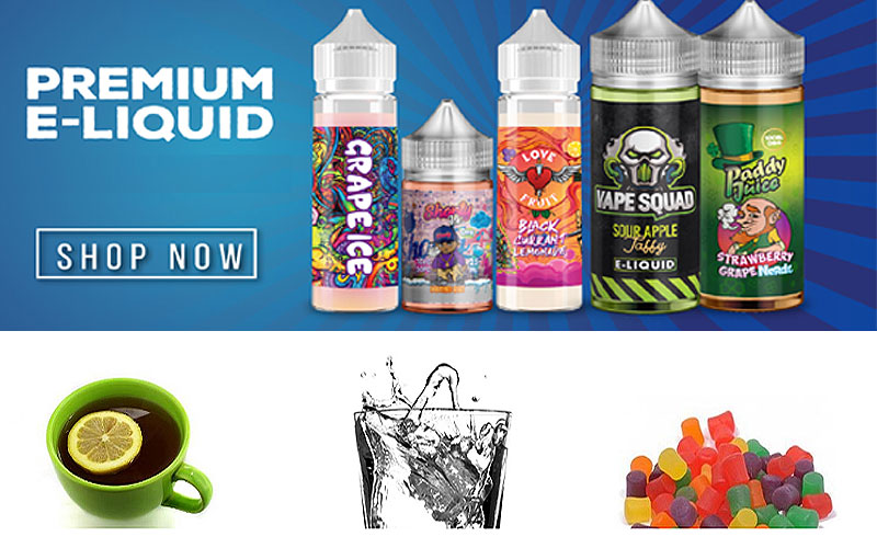 Up to 40% Off on Best Vape E-Liquids