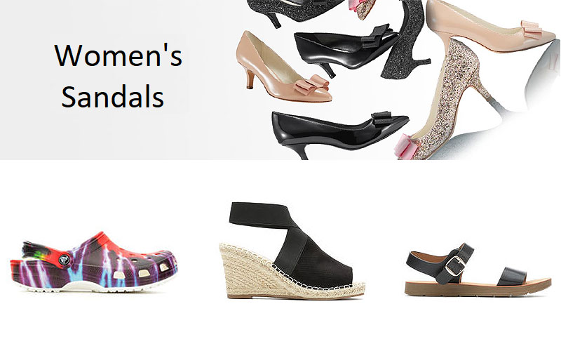 Easter Sale: Up to 35% Off on Stylish Women's Sandals