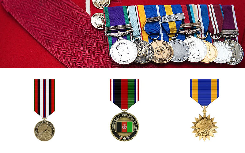 Shop the Best Military Medals at Discount Prices