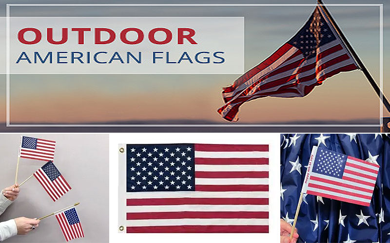 Best Outdoor American Flags at Discount Prices