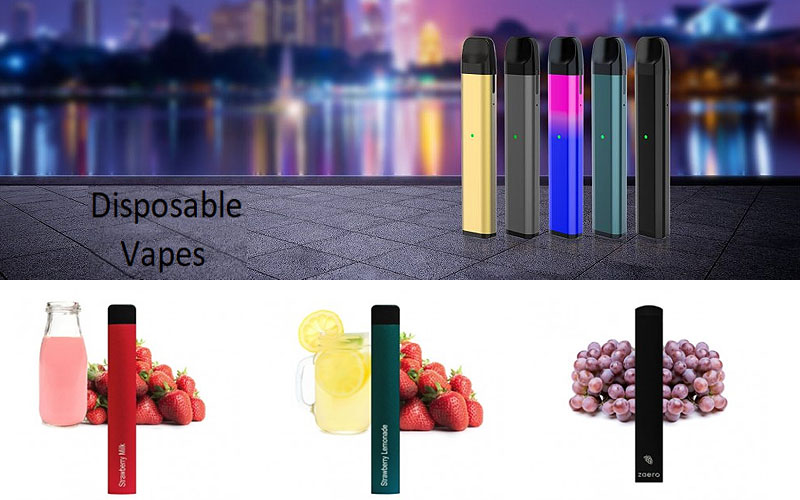 Up to 15% Off on Disposable Vapes
