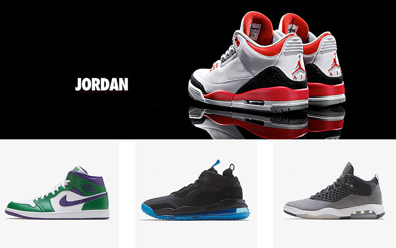 Easter Sale 2020: Up to 65% Off on Jordan Shoes
