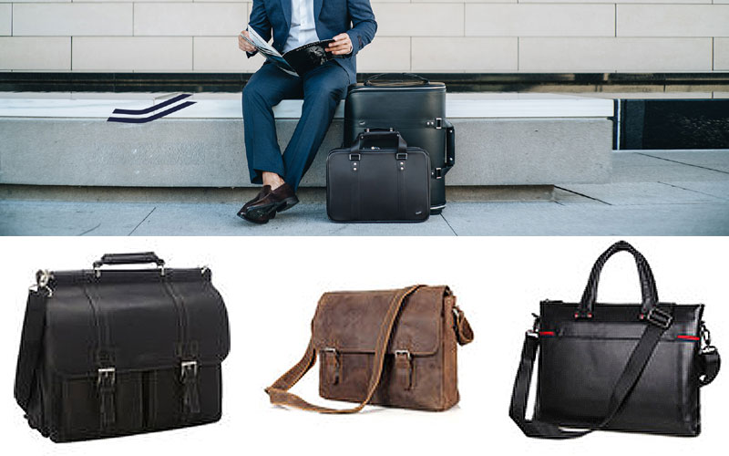 Easter Sale 2020: Up to 70% Off on Men's Briefcases