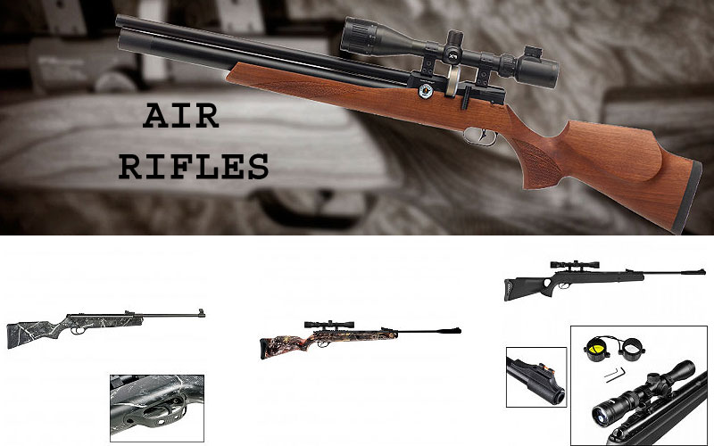 Up to 60% Off on Air Guns Rifles