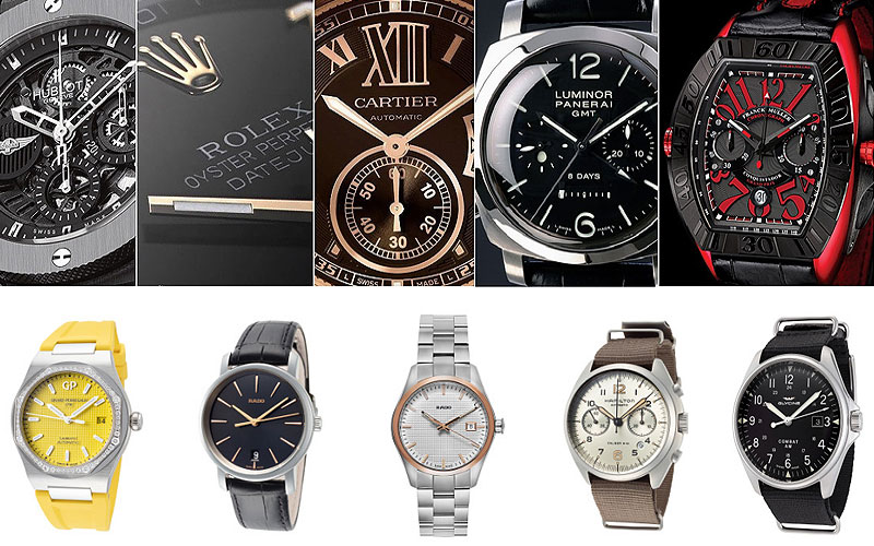 Fathers Day Sale: Up to 90% Off on Luxury Watches