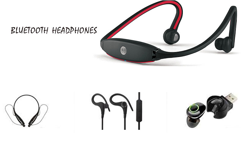 Wireless Bluetooth Headphones on Sale Prices