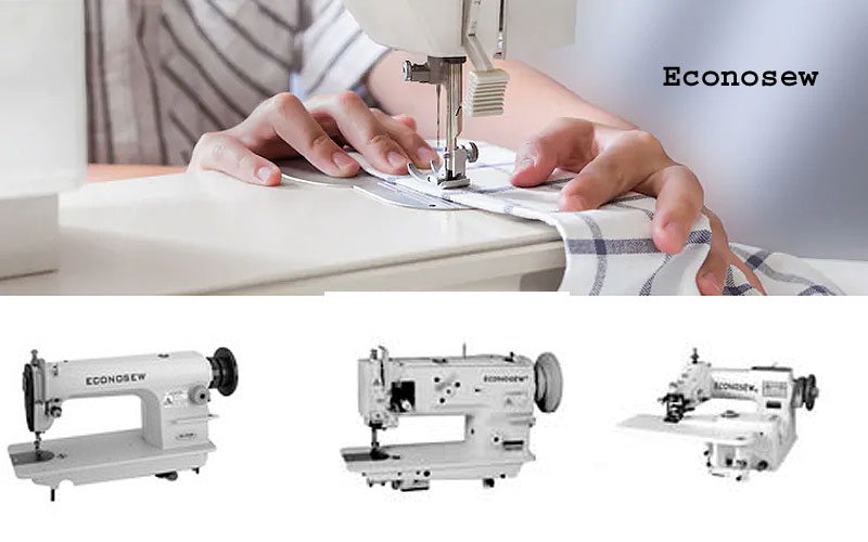 Up to 45% Off on Econosew Industrial Sewing Machines