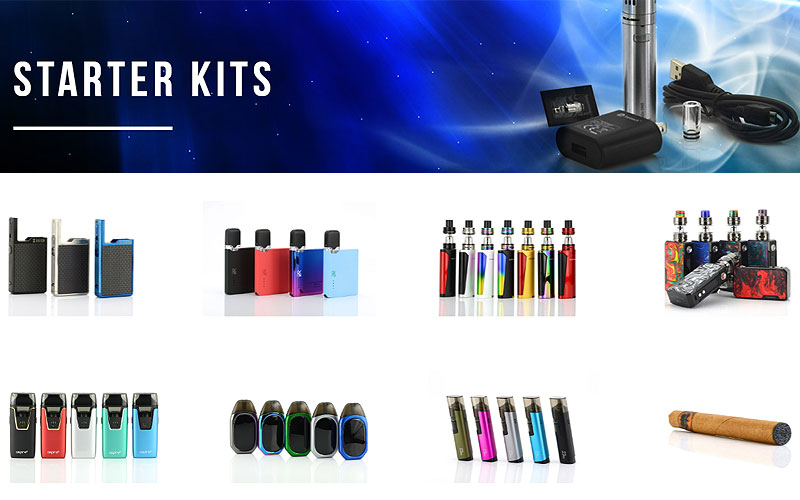Shop for the Best Vape Starter Kits on Sale Price