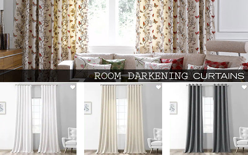 Up to 60% Off on Thermal Room Darkening Curtains