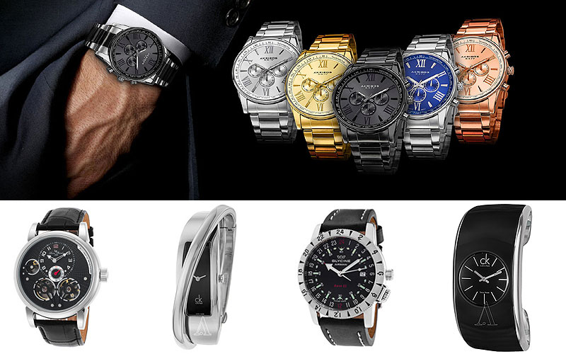 Summer Doorbuster 2020: Up to 95% Off on Designer Watches