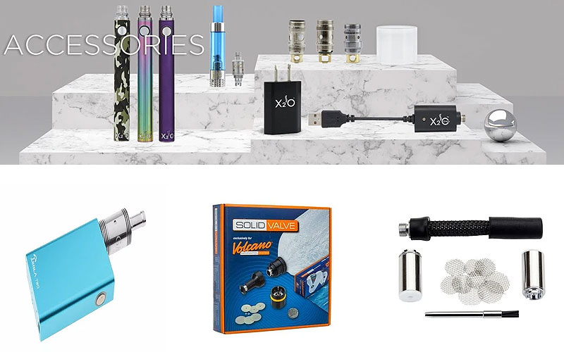 Sale: Up to 65% Off on Vaporizer Accessories